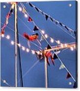 Trapeze Blur Acrylic Print