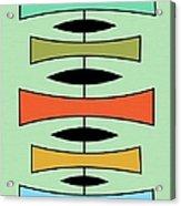 Trapezoids 2 Acrylic Print