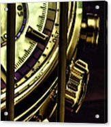 Trapped In Time Acrylic Print