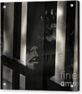 Trapped Acrylic Print