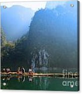 Travel In South Of Thailand Acrylic Print