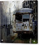 Travelling Through Time 2 Acrylic Print