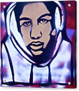 Trayvon's America Acrylic Print