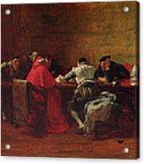 Treason, 1867 Acrylic Print
