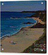 Treasure Island Laguna Beach Acrylic Print