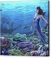 Treasure of the Sea Acrylic Print