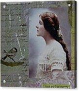 Treasured Moments Acrylic Print