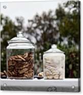 Treats Acrylic Print