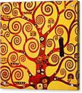 Tree Life Acrylic Print