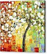 Tree Of Joy Acrylic Print