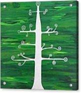 Tree Of Life - Vigor And Vitality Acrylic Print