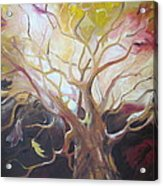 Tree Of Thought Acrylic Print