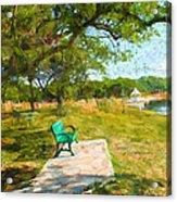 Tree Series 65 Acrylic Print