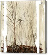 Treeman Acrylic Print