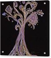 Trees 12 Acrylic Print