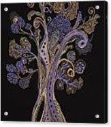 Trees 8 Acrylic Print