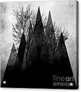 Trees Vi  Acrylic Print