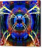 Treescape Abstract II Acrylic Print