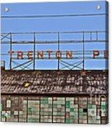 Trenton Plant Acrylic Print