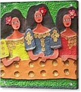 Tres Marias Acrylic Print