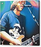 Trey Anastasio And Lights Acrylic Print