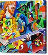 Trey Kandinsky  Acrylic Print