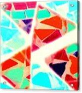 Triangular Acrylic Print