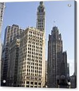 Tribune Tower Chicago Acrylic Print