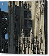 Tribune Tower Acrylic Print