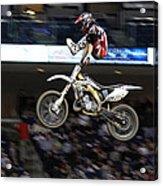 Trick Rider Acrylic Print