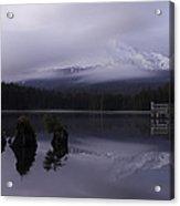Trillium Lake Acrylic Print