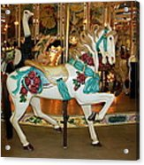 Trimper's Carousel 3 Acrylic Print