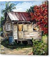Trinidad Life 1  Acrylic Print