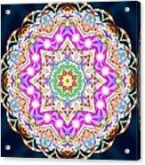 Trinity Of Light K2 Acrylic Print