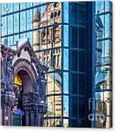 Trinity Reflections Acrylic Print