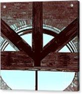 Trinity Series 5 Acrylic Print