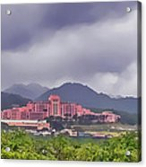 Tripler Army Medical Center Acrylic Print