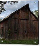 Tripp Barn Acrylic Print