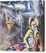 Tristeza Acrylic Print