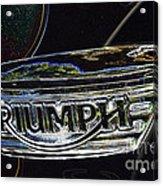 Triumph 2 Acrylic Print