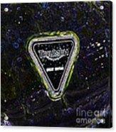 Triumph 3 Acrylic Print