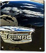 Triumph Acrylic Print