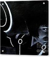 Tron Acrylic Print