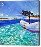 Tropic Breeze Acrylic Print