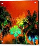 Tropical Blend Acrylic Print