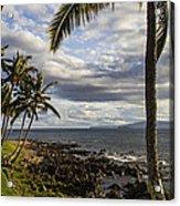 Tropical Days Acrylic Print
