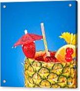 Tropical Drink Acrylic Print
