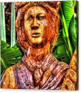Tropical Farms 4 Acrylic Print