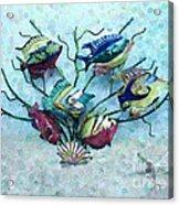 Tropical Fish 4 Acrylic Print