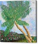 Tropical Flair Acrylic Print